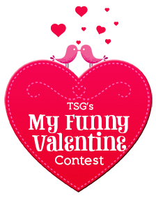 TSG's My Funny Valentine Contest. Enter to win a 30% discount on our Venetian Romance Package—Dinner for Two.